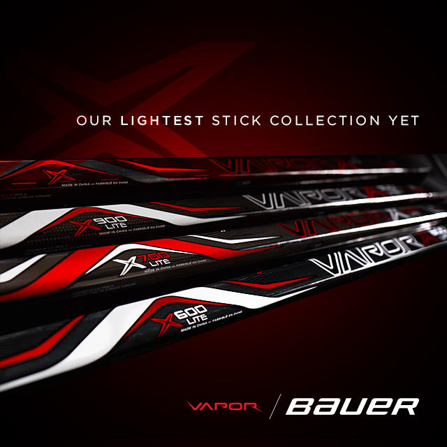 Bauer Vapor Lite Hockey Sticks